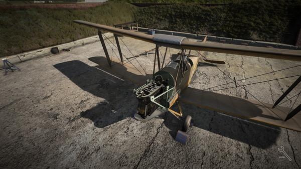 Скриншот №10 к Plane Mechanic Simulator