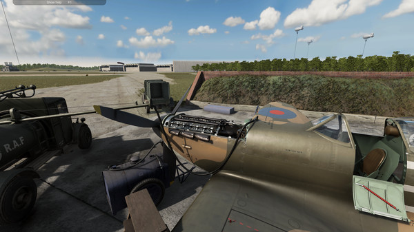 Скриншот №13 к Plane Mechanic Simulator