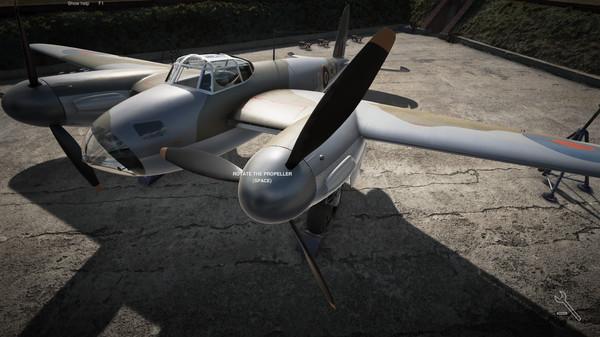 Скриншот №6 к Plane Mechanic Simulator