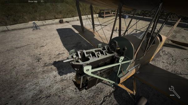 Скриншот №27 к Plane Mechanic Simulator