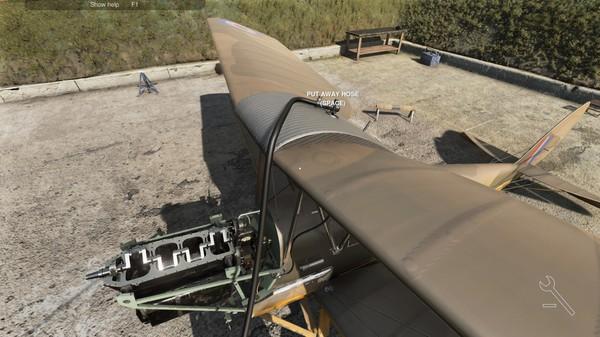 Скриншот №28 к Plane Mechanic Simulator
