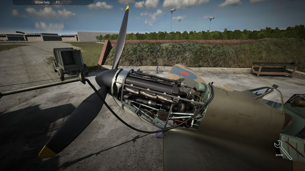 Скриншот №1 к Plane Mechanic Simulator