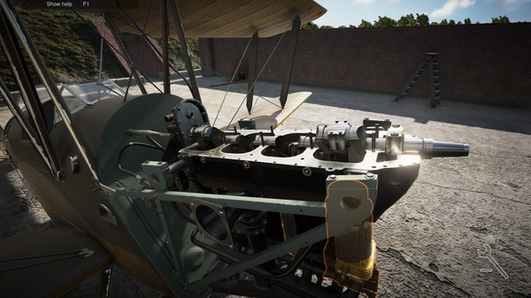 Скриншот №2 к Plane Mechanic Simulator