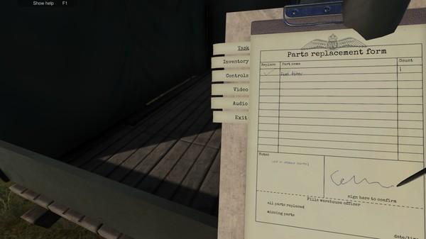 Скриншот №19 к Plane Mechanic Simulator