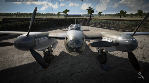 Скриншот №12 к Plane Mechanic Simulator