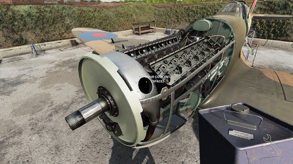 Скриншот №25 к Plane Mechanic Simulator