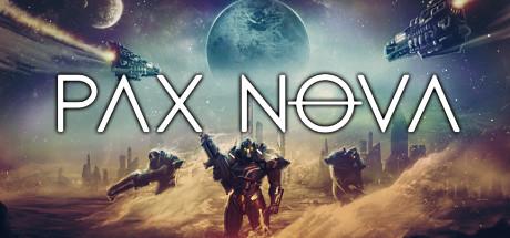 Pax Nova Cover Image