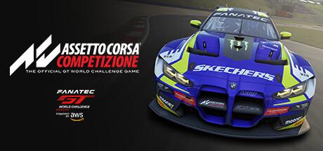 Assetto Corsa Competizione Cover Image