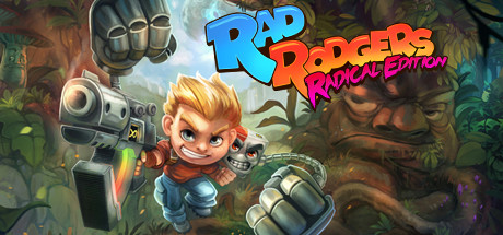 Rad Rodgers - Radical Edition Cover Image