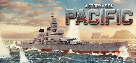 Victory At Sea Pacific Cover Image