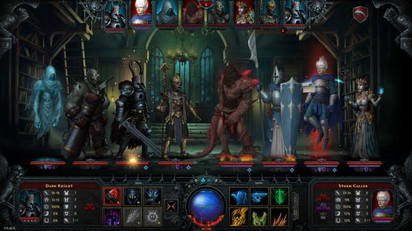 Скриншот №11 к Iratus Lord of the Dead