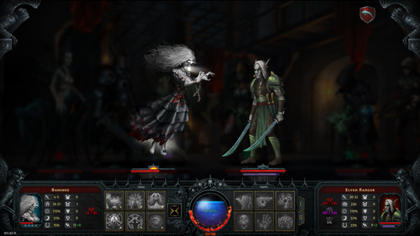Скриншот №7 к Iratus Lord of the Dead
