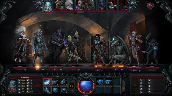 Скриншот №2 к Iratus Lord of the Dead