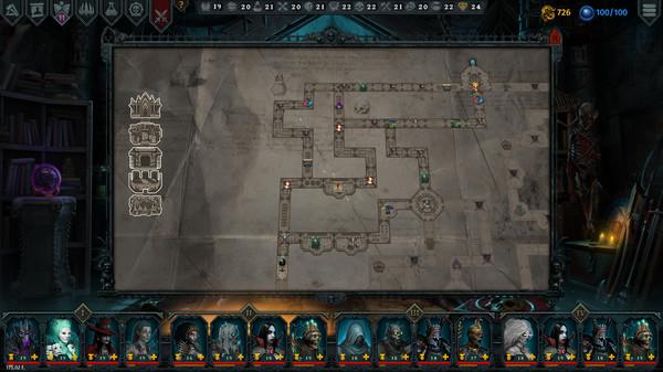 Скриншот №3 к Iratus Lord of the Dead