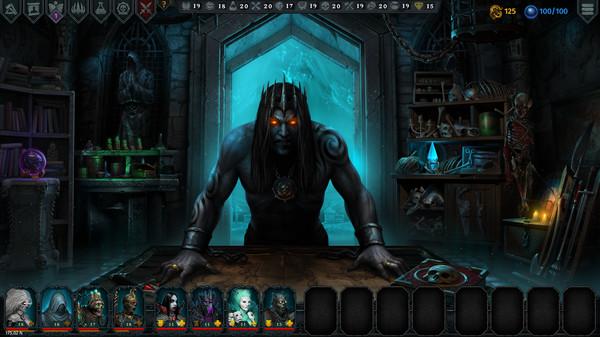 Скриншот №1 к Iratus Lord of the Dead
