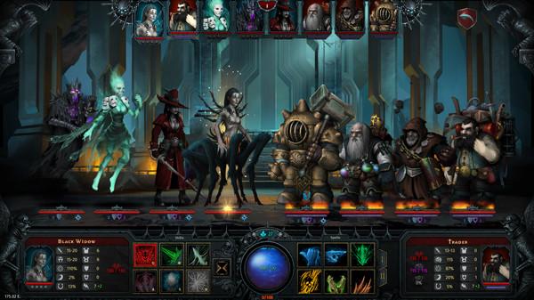 Скриншот №4 к Iratus Lord of the Dead