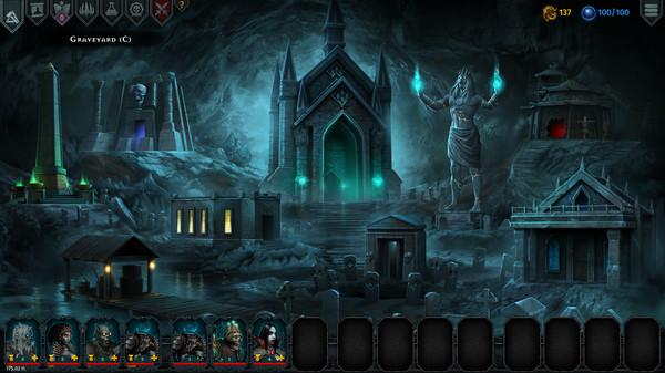 Скриншот №5 к Iratus Lord of the Dead