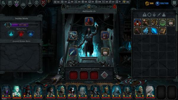 Скриншот №8 к Iratus Lord of the Dead