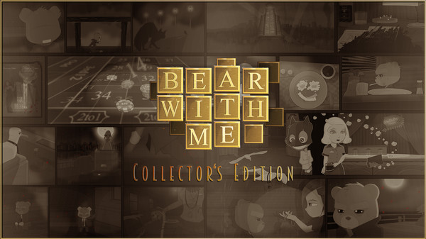 Скриншот №1 к Bear With Me - Collectors Edition Upgrade