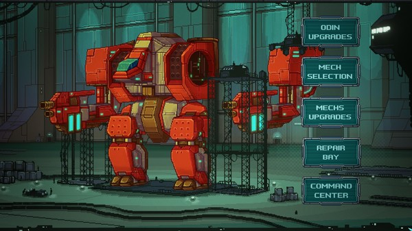 Screenshot of Mechs V Kaijus