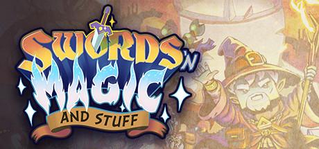 Swords 'n Magic and Stuff Cover Image