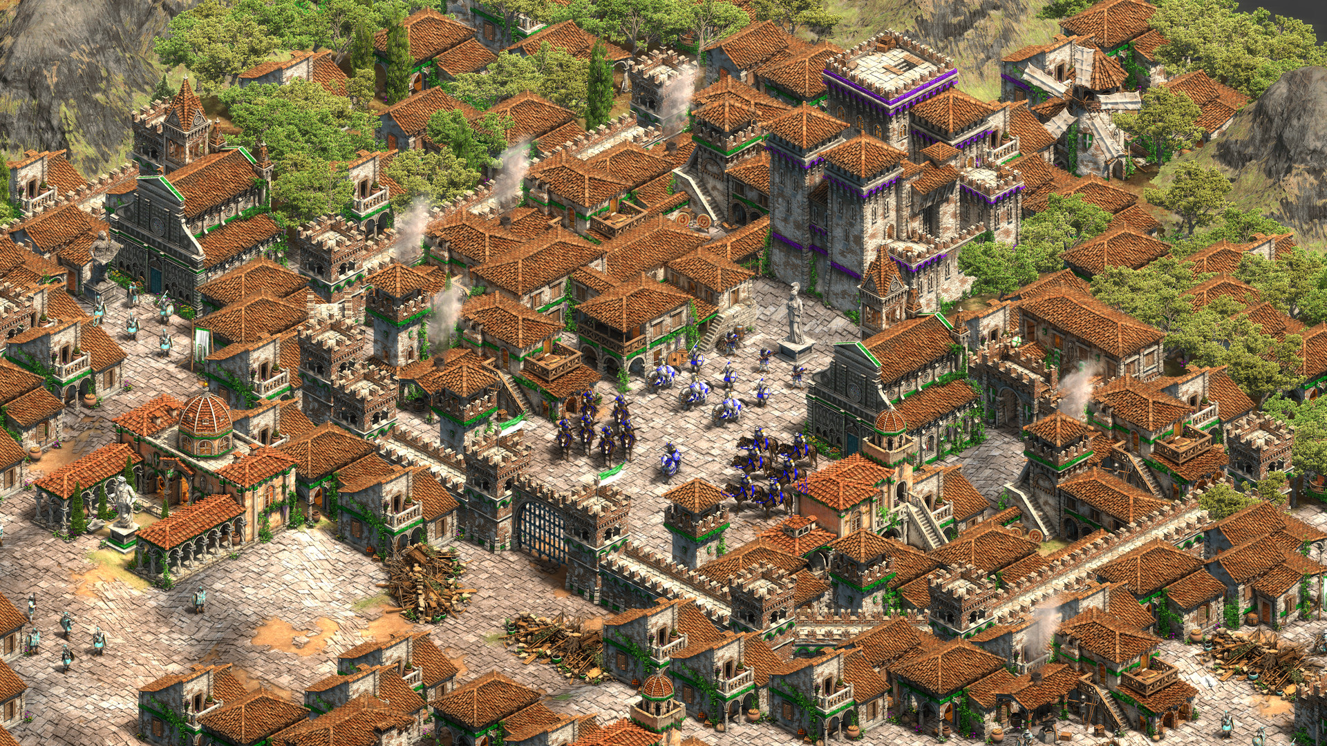 [RTS]世紀帝國2:決定版+全DLC(官中@PC@OD@35.8GB) 12