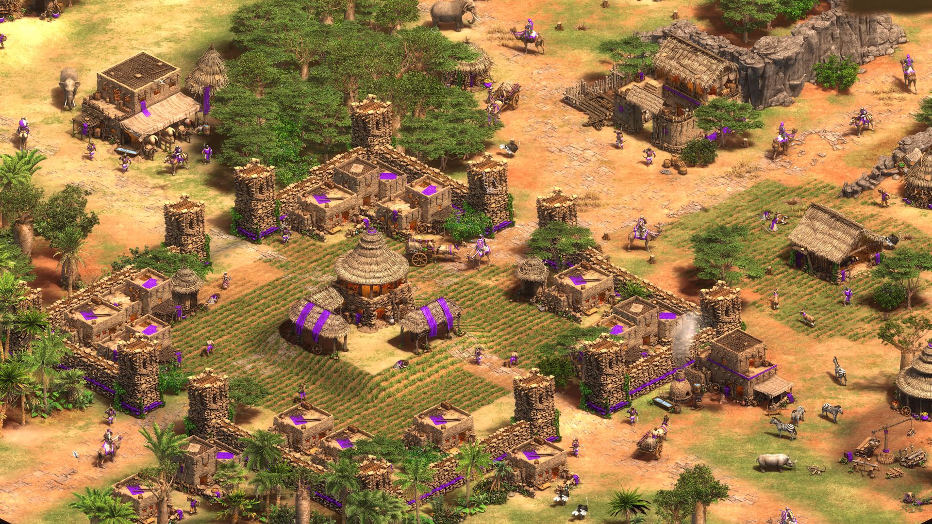 [RTS]世紀帝國2:決定版+全DLC(官中@PC@OD@35.8GB) 11