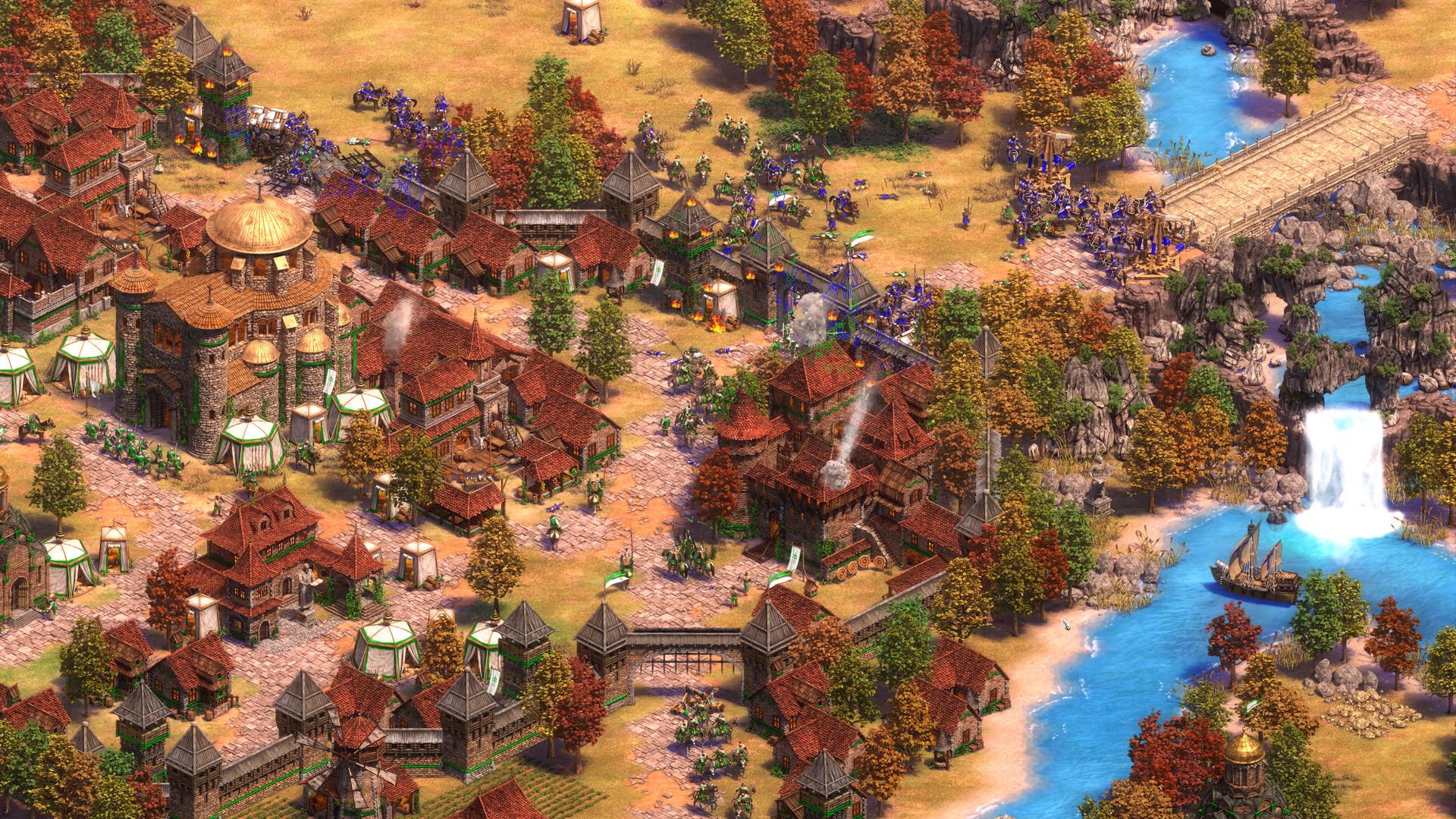 [RTS]世紀帝國2:決定版+全DLC(官中@PC@OD@35.8GB) 4