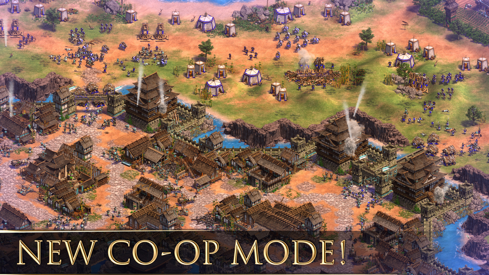 [RTS]世紀帝國2:決定版+全DLC(官中@PC@OD@35.8GB) 2