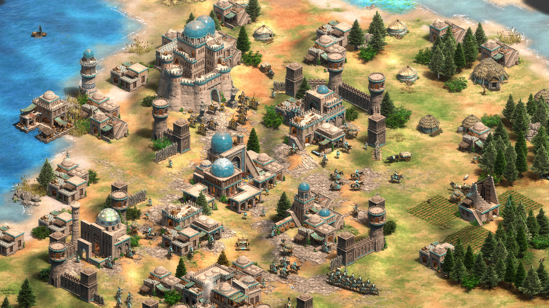 [RTS]世紀帝國2:決定版+全DLC(官中@PC@OD@35.8GB) 6
