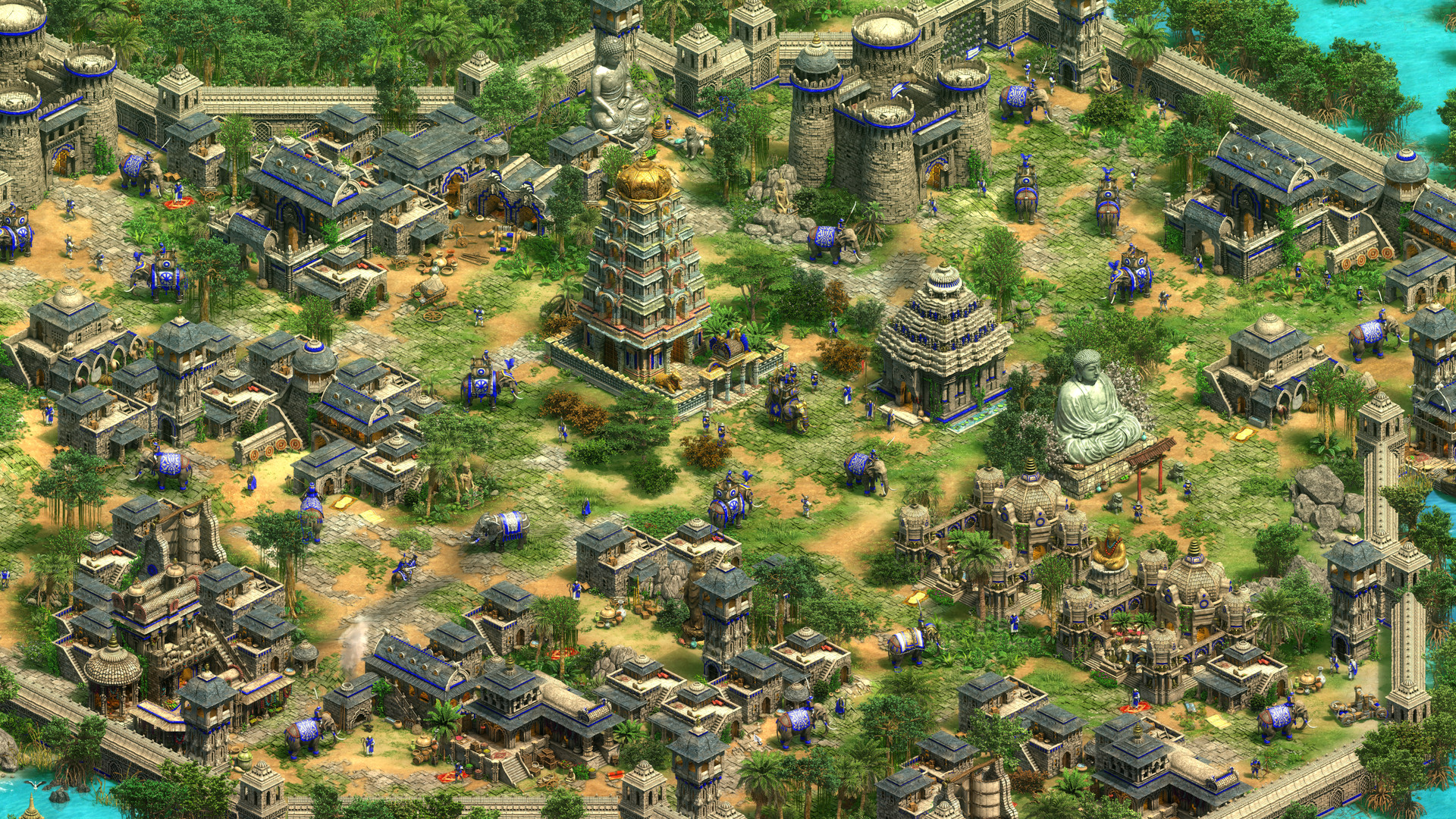 [RTS]世紀帝國2:決定版+全DLC(官中@PC@OD@35.8GB) 7