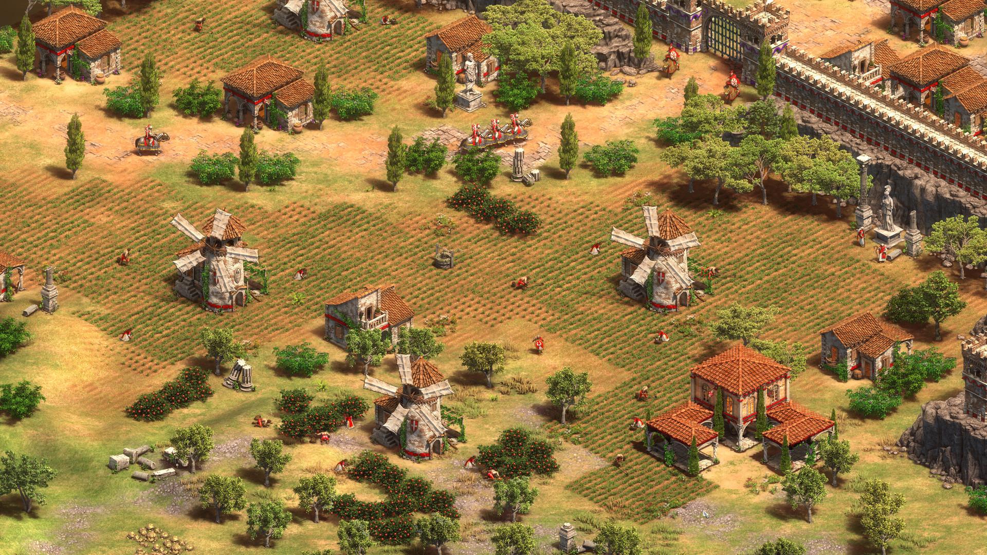 [RTS]世紀帝國2:決定版+全DLC(官中@PC@OD@35.8GB) 5