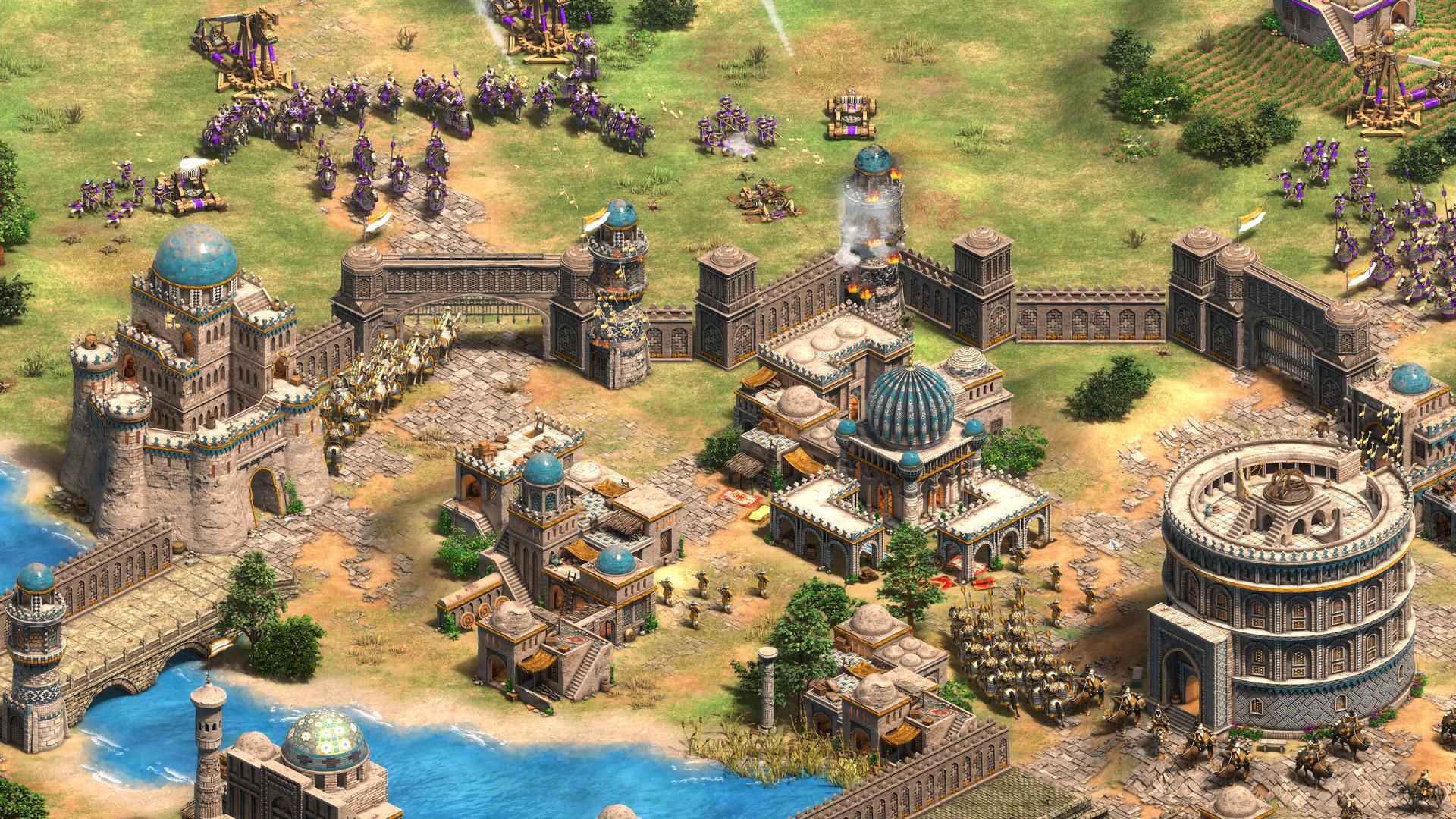 [RTS]世紀帝國2:決定版+全DLC(官中@PC@OD@35.8GB) 13