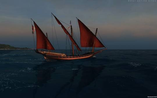 Скриншот №7 к Naval Action - Le Requin