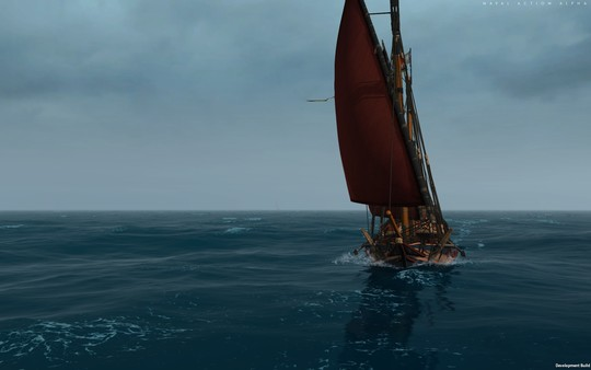 Скриншот №5 к Naval Action - Le Requin