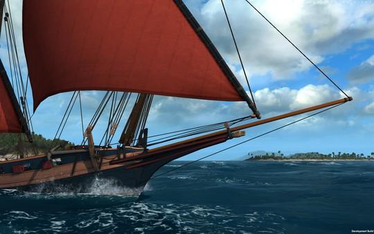 Скриншот №4 к Naval Action - Le Requin