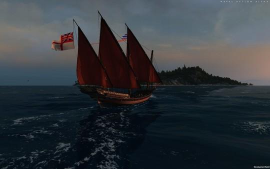 Скриншот №8 к Naval Action - Le Requin