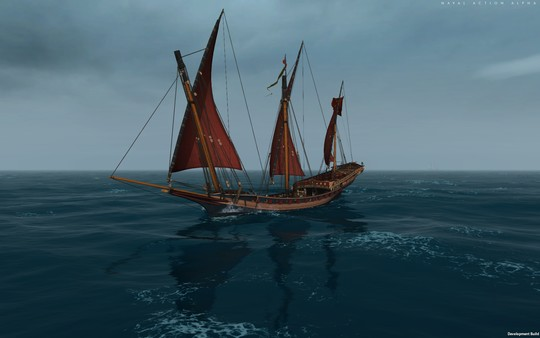 Скриншот №3 к Naval Action - Le Requin