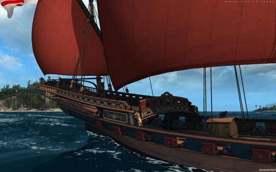 Скриншот №6 к Naval Action - Le Requin