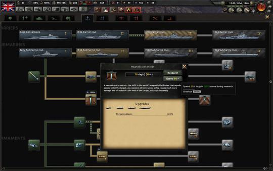 Скриншот №10 к Expansion - Hearts of Iron IV Man the Guns