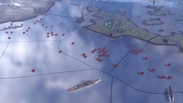 Скриншот №1 к Expansion - Hearts of Iron IV Man the Guns