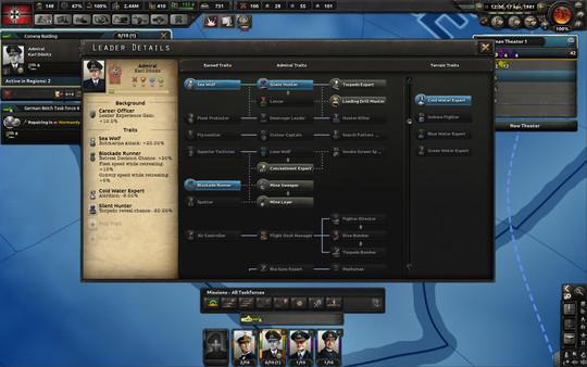 Скриншот №7 к Expansion - Hearts of Iron IV Man the Guns