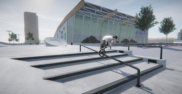 Скриншот №7 к PIPE by BMX Streets