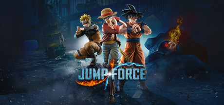 JUMP FORCE Cover Image
