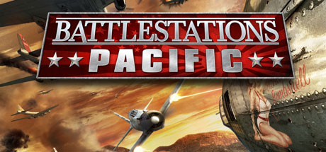 Battlestations Pacific Cover Image