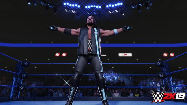 Скриншот №6 к WWE 2K19