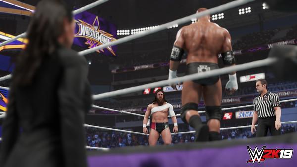 Скриншот №2 к WWE 2K19