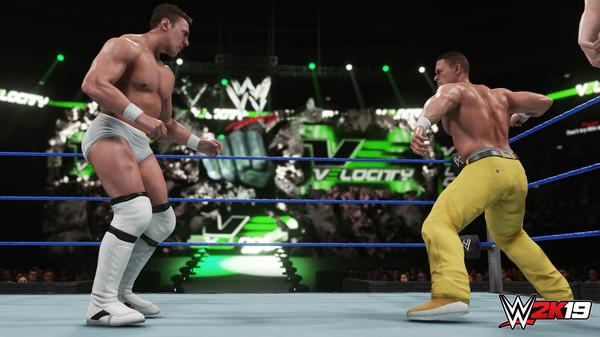 Скриншот №3 к WWE 2K19