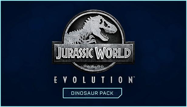 KHAiHOM.com - Jurassic World Evolution - Deluxe Dinosaur Pack