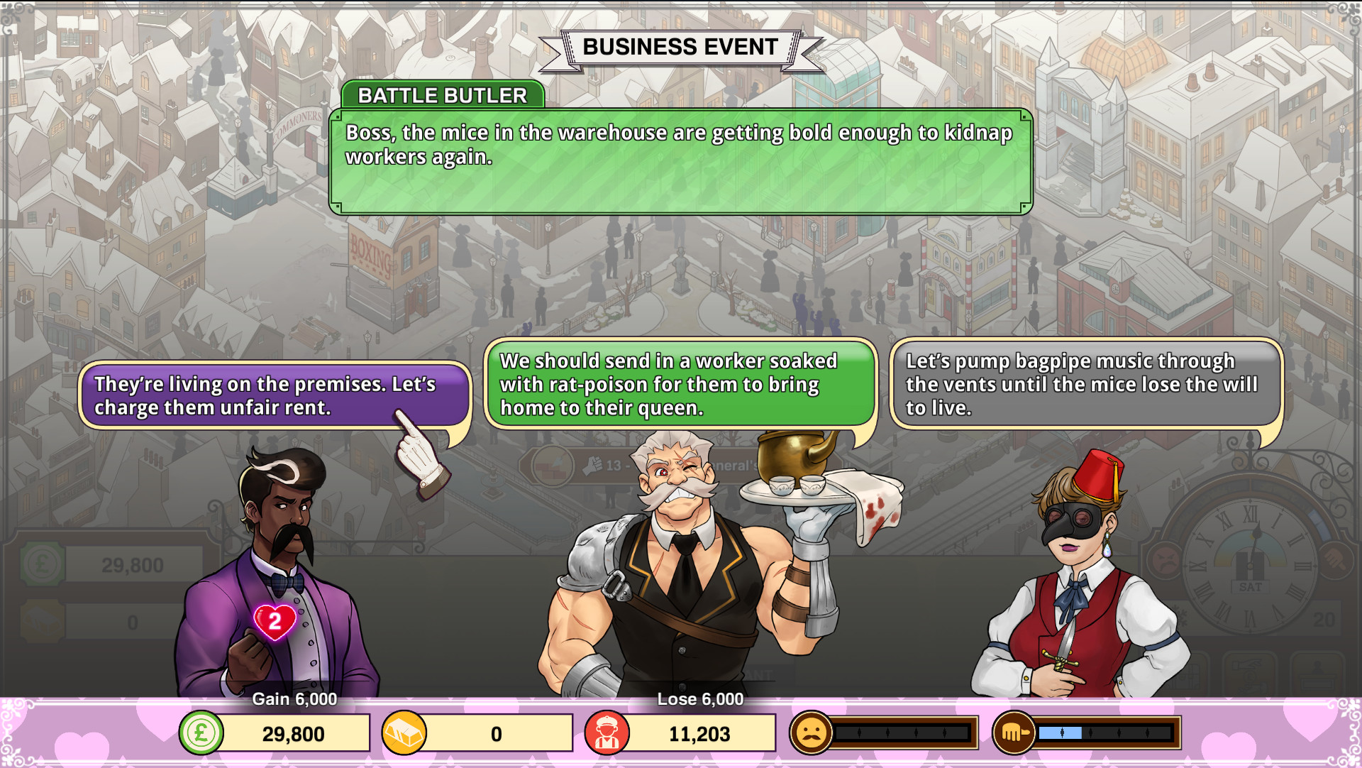 Max Gentlemen Sexy Business Free Download